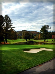 Beautiful Golf Course Picture