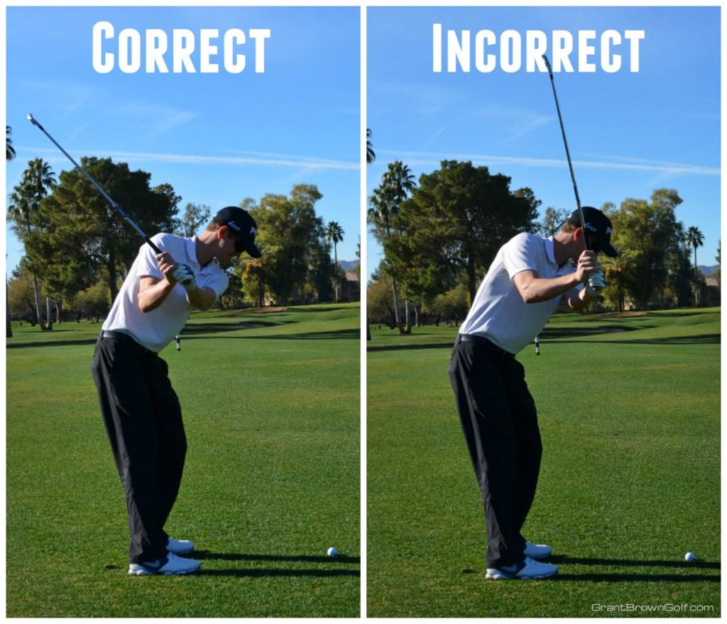 Golf Swing Plane Drill The 15 Minute Swing Flat Swing