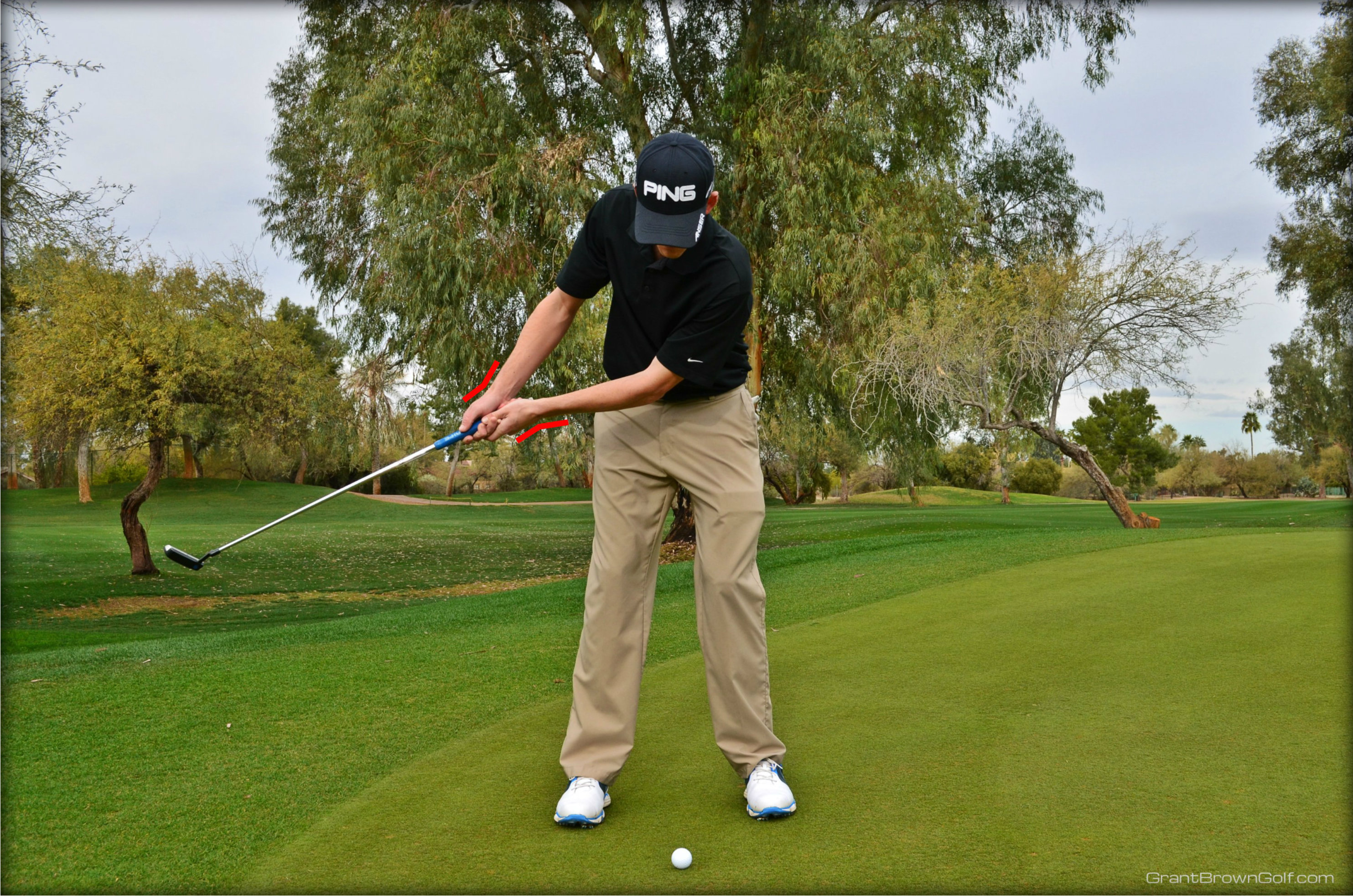 Long Putts: How much wrist action is right for you? - Grant Brown Golf